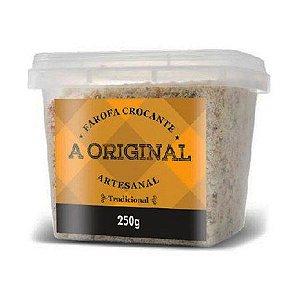 Farofa crocante tradicional 250g