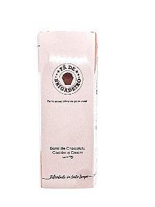 Barra de Chocolate Cookies e Cream Ceme de Avelã Fã de brigadeiro