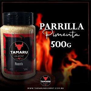 Sal de parrilla com pimenta 500g