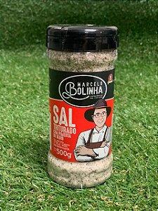Sal Triturado com Pimenta Marcelo Bolinha 500g