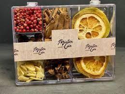 Kit de especiarias Mister Gin