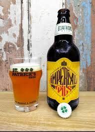 Cerveja ST PATRICKS IMPERIAL PILS GARRAFA 500ML