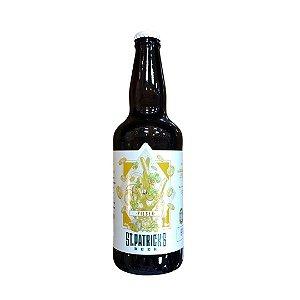 Cerveja ST PATRICKS PILSEN GARRAFA 500ML