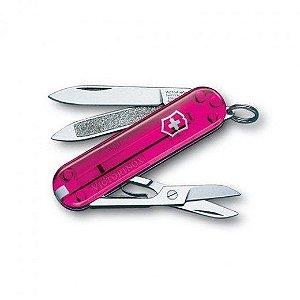 Canivete Classic SD Pink transparente