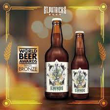 Cerveja ST PATRICKS STOUT GARRAFA 500ML