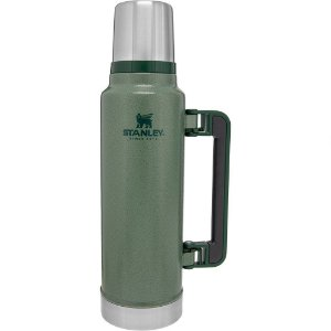 Garrafa térmica Stanley classic verde 1,4L