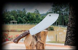 "Cutelo arabe inox 3mm 10"" wood 197.10"