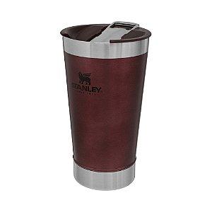 Copo Térmico De Cerveja Vermelho 473Ml - Stanley