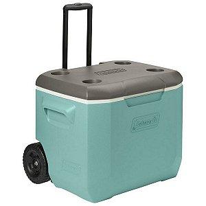 Caixa Térmica 60Qt Xtreme 56,7 Litros Verde Agua - Coleman