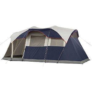Barraca De Camping Weathermaster Elite Para 6 Pessoas - Coleman