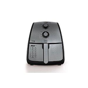 Fritadeira Sem Óleo 4L Inox 110V - Midea