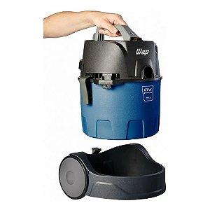 Aspirador De Pó E Água 1400W 6L Gtw Bagless 127V - Wap