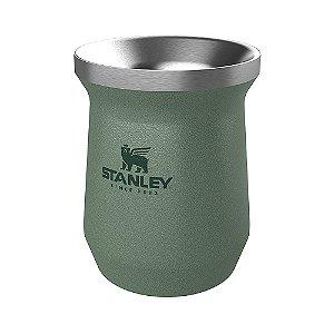 Cuia Térmica Classic Hammertone Green 230Ml - Stanley