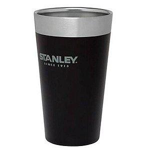 Copo Térmico De Cerveja Sem Tampa Preto 473Ml - Stanley