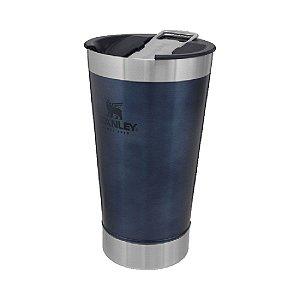 Copo Térmico De Cerveja Azul 473Ml - Stanley