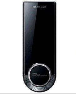 Fechadura Eletrônica Shs-3321 Preta - Samsung
