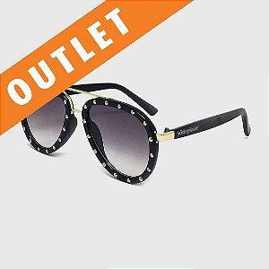 [OUTLET] Óculos de Sol Infantil com Proteção UV400 Aviador Spike