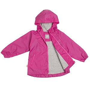 Jaqueta Corta Vento Impermeável Infantil KidSplash! Pink