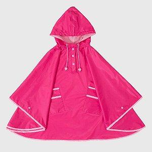 Capa De Chuva Lisa Pink
