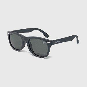 Óculos de Sol Infantil Flexível com Lente Polarizada e Proteção UV400 Cinza