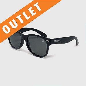 [OUTLET] Óculos de Sol Infantil Flexível com Lente Polarizada e Proteção UV400 Preto