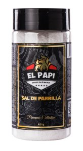 Sal de Parrilla - 500g
