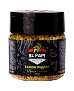 Lemon Pepper - 170g