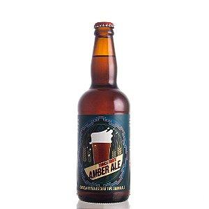 Cerveja Trinca Forte Amber Ale 500 ml