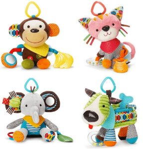 Brinquedo Multiuso Mordedor e Chocalho | SKK Baby