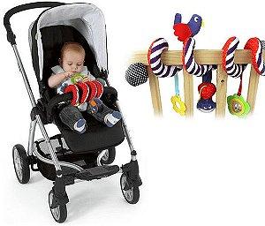 Espiral Multiuso & Móbile para berço e carrinho | Mamas & Papas