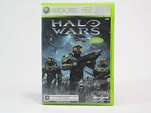 Halo Wars Jogo para Xbox 360 roda em Console da Microsoft Xbox 360
