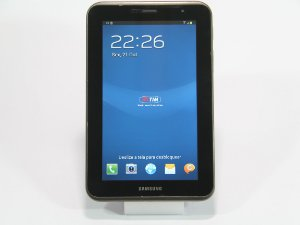 "Tablet Samsung Galaxy GT-P3100 3G, 16GB, Slot SD Tela 7"" Android 4.1.2 ( Código de barras: *6685* )"