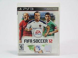 Fifa Soccer 12 Jogo para PS3 *6724*