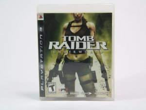 Tomb Raider Underworld PS3 *6707*