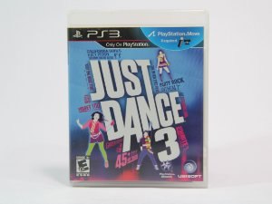 Just Dance 3 Jogo para PS3 *6699*