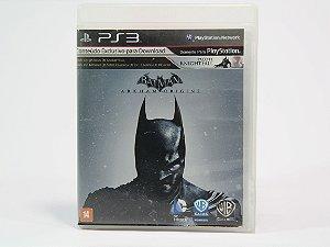 Batman Arkham Origins Jogo para PS3 *6702*