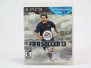 Fifa Soccer 2013 Jogo para PS3 *6717*