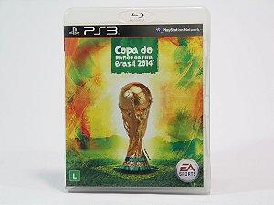 Copa do Mundo fa Fifa Brasil 2014 Jogo para PS3 *6714*