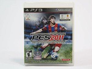 Pes 2011 Jogo para PS3 *6696*