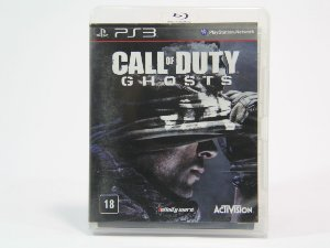 Call OF Duty Ghosts Jogo para PS3 *6697*