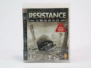 Resistance Jogo para PS3 *6698*