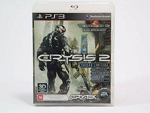 Crysis 2 Jogo para PS3 *6701*