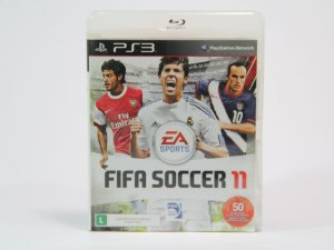 Fifa Soccer 11 Jogo para PS3 *6719*