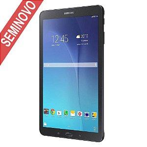 """Tablet Samsung Galaxy Tab E 9.6 3G SM-T561 com Tela 9.6"""", 8GB, Câmera 5MP, GPS, Android 4.4, Processador Quad Core 1.3 Ghz - Preto  *7005-3*"""