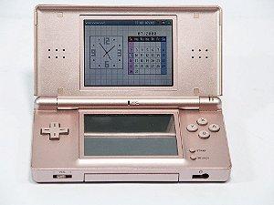 Saldão de Janeiro Console Nintendo DS Lite USG-001 Em estado de novo!