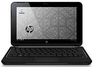 Netbook HP Mini 210-1030br Atom 1.66ghz HD 160gb 2gb, Tela 10 Windows 7