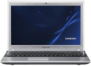 "Notebook Samsung RV511 Intel Core i3 2.53ghz 2gb HD 320gb Win 7 Tela 15.6"" Teclado numérico"