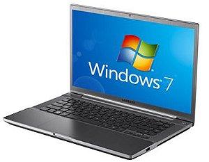 "Ultrabook Samsung NP700Z4A-SD1BR Intel Core i5 2.50 Ghz HD 320gb 4GB Tela 14"" polegadas, HDMI, USB 3.0 Webcam. Win 7"