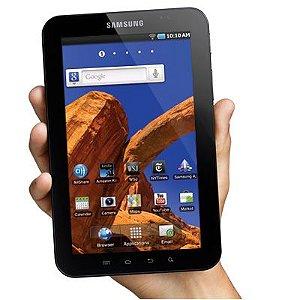 Tablet Samsung Galaxy GT-P1010 Branco 16GB Wifi GPS