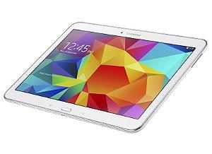 """Tablet Samsung Galaxy Tab 4 3G com Tela 10.1"""" T531, 16GB, Processador Quad Core 1.2 Ghz, Câmera 3MP, Wi-Fi, GPS e Android 4.4 - Branco *7006*"""